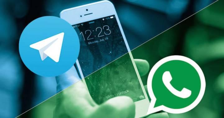 Чем WhatsApp отличается от Telegram