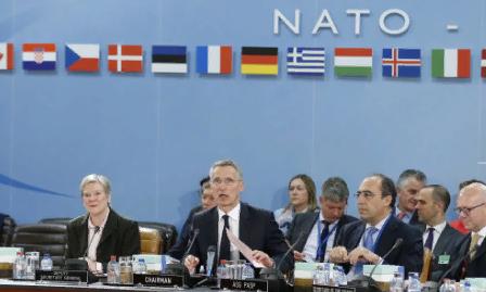 НАТО не собирается воевать с Россией из-за Скрипаля