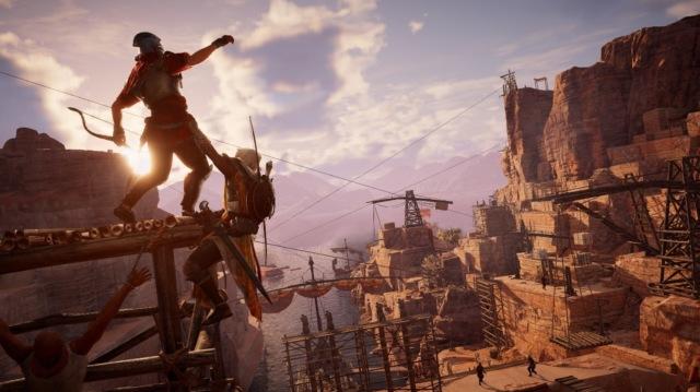 Ubisoft случайно выпустила DLC для Assassin's Creed Origins на неделю раньше