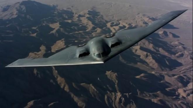B-2 на рейде: американский самолет-невидимка показал силу