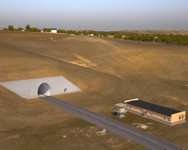 Крымский железнодорожный тоннель: еще одна «стройка века» идет полным ходом