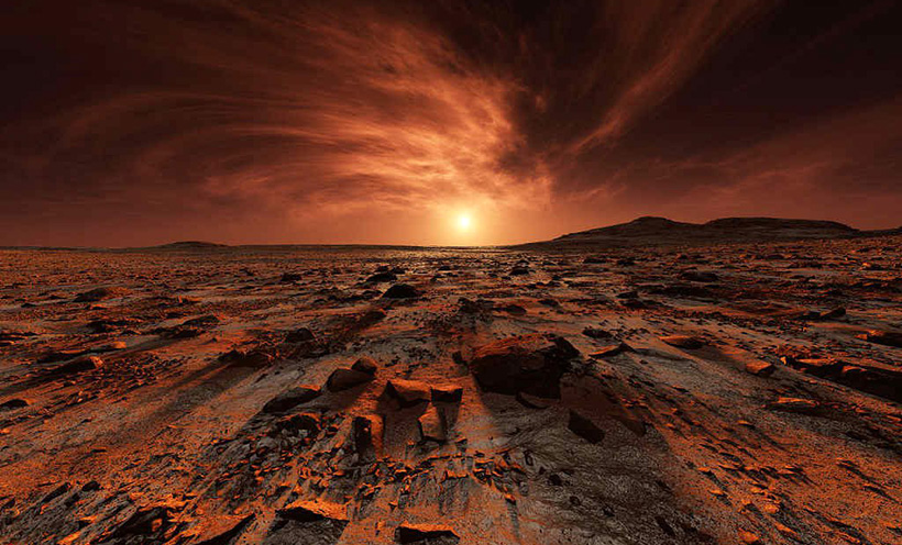 Призраки Красной планеты