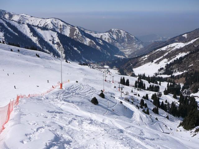 Топ-10 лучших горнолыжных курортов СНГ этой зимой