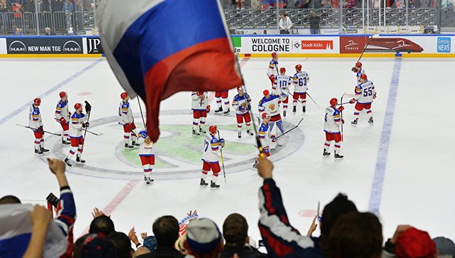 Итальянскому тренеру не понравилось, как россияне радовались забитым шайбам