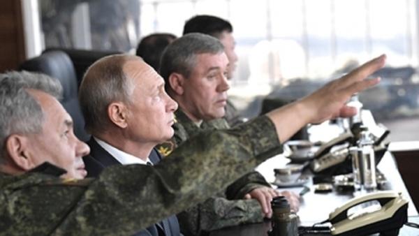 Европе и США вздрагивать каждые пять лет:О будущих военных учениях в России