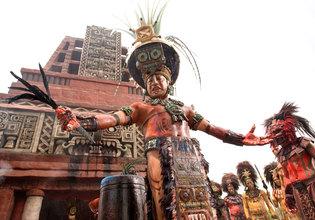 Индейский владыка, затерянный в джунглях. Золотые города империи инков (2 статьи)