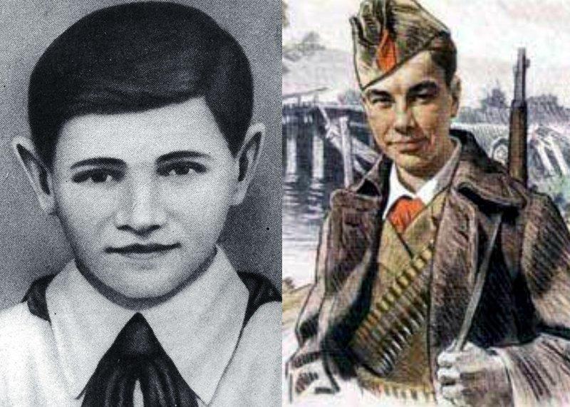 Валя Котик: самый молодой Ге…