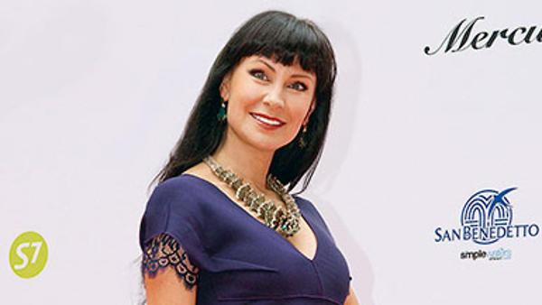 Нонна Гришаева учит детей милосердию