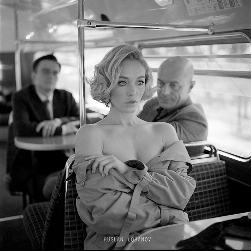 Снимки в жанре «Ню» Руслана Лобанова