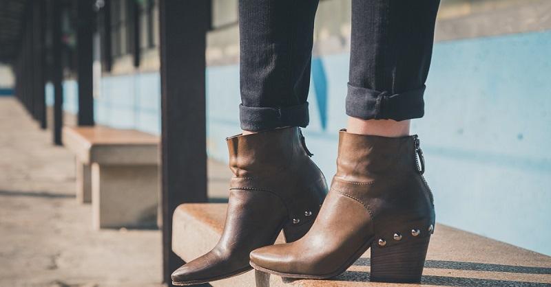 Модная осенняя и зимняя обувь для женщин