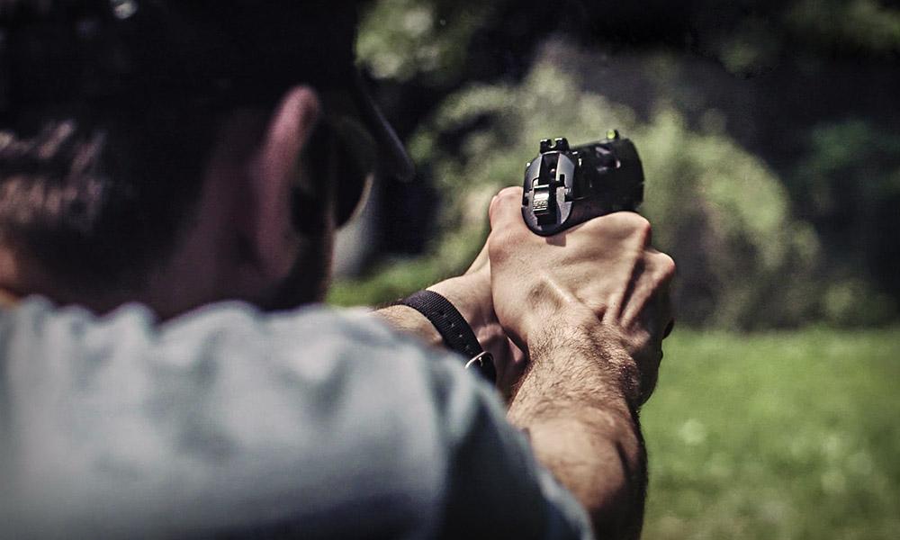 Упражнения по стрельбе, выполняемые с разряженным оружием
