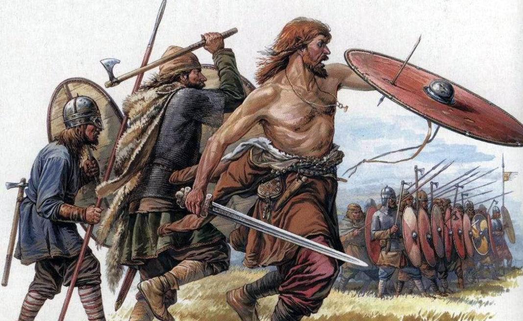 Русы и северяне: из истории военного противостояния