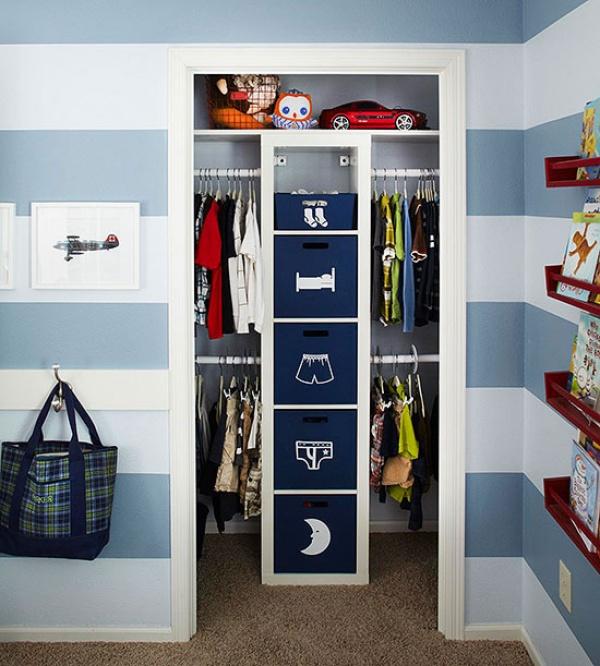 25 простых приемов для порядка в твоем шкафу. И больше никакого бардака