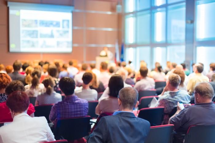 От чего зависит удачное проведение конференций