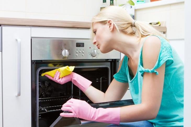 10 секретов, которые превратят уборку на кухне в приятное занятие
