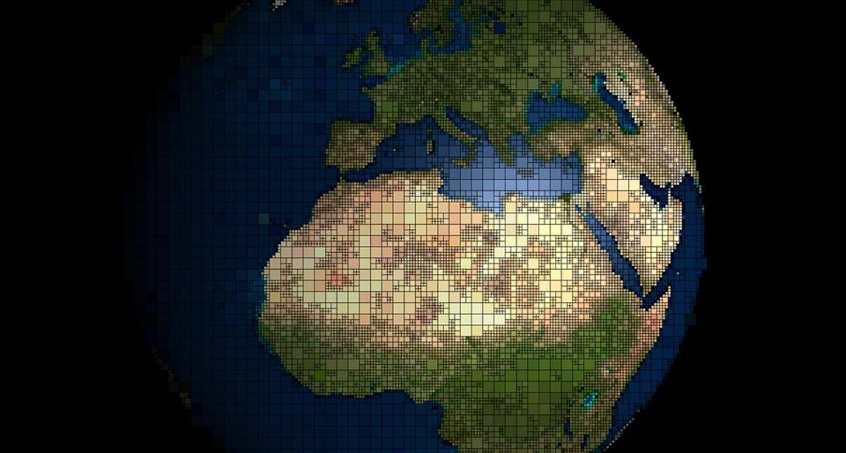 Только 5% Земли остались нетронутыми человеком