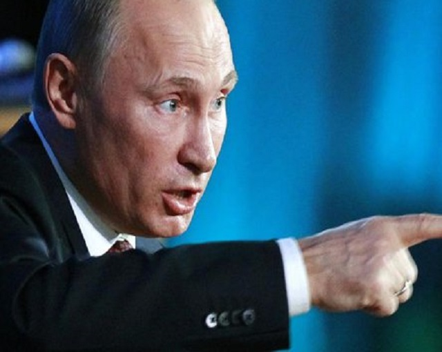 СМИ: Путин разнёс правительство РФ
