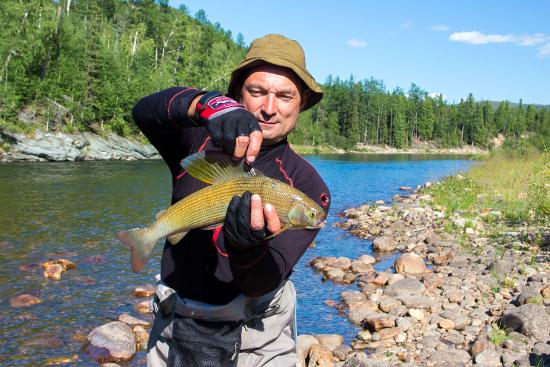 Рыбалка на реке Каа-Хем и ее притоках