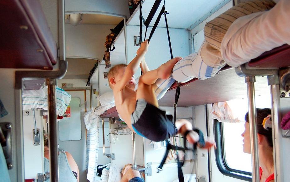 """""""Яжемать"""" в поезде. Как реагировать?"""