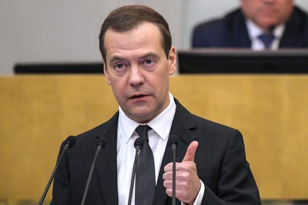 Медведев не нашёл недочётов …