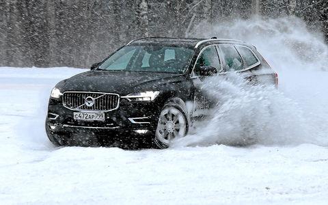Новый Volvo XC60 — видеотест «За рулем»