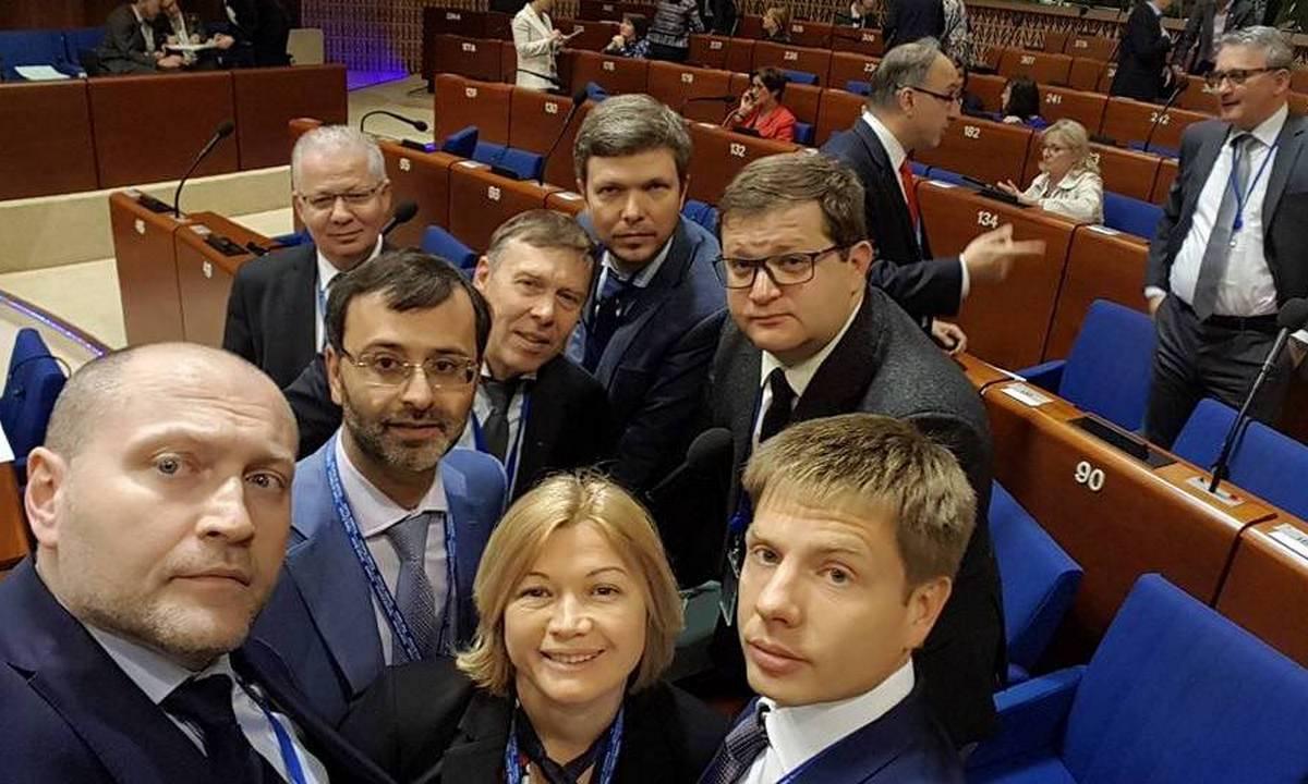 Обнуление списка украинцев в…