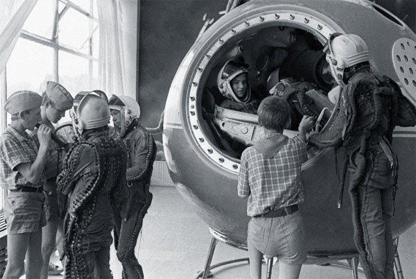 Кружок юных космонавтов СССР, детство, кружки