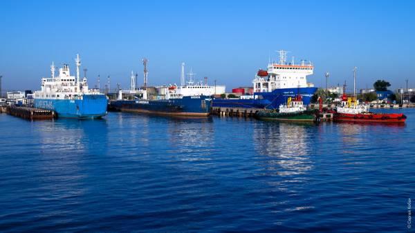 Крым и Сирия создают объединенную судоходную компанию