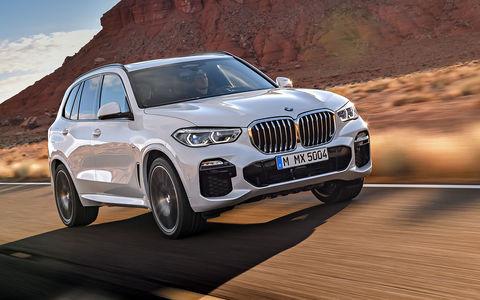 BMW рассказала о новом X5 дл…