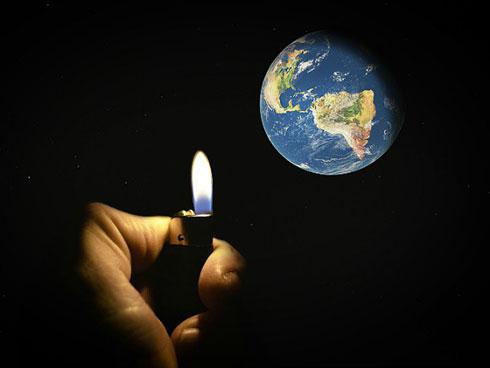 Не надо делать из углекислог…