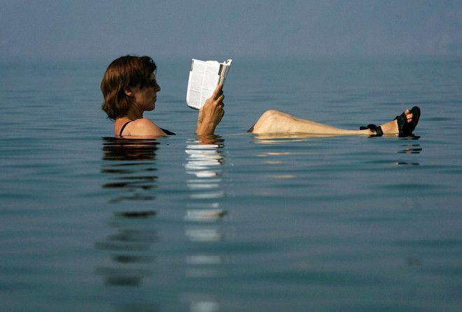 Живое Мертвое море