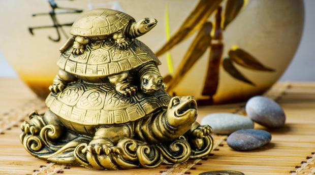 Древняя система управления миром
