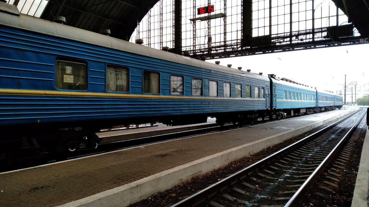 В Хабаровском крае поезд насмерть сбил 60-летнюю пенсионерку