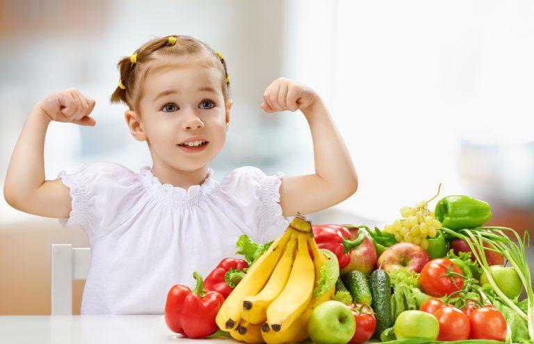 Важность правильного питания…