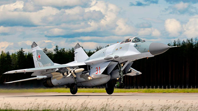 Кулак группировки: зачем Россия перебросила МиГ-29СМТ в Сирию
