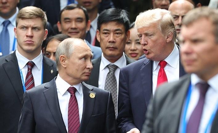 Почему Путин обыгрывает Трампа