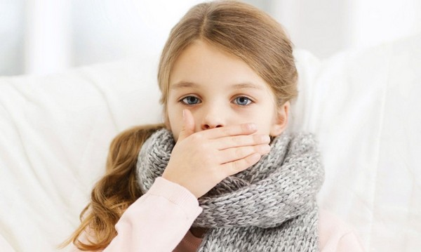 Лечение кашля народными средствами у детей