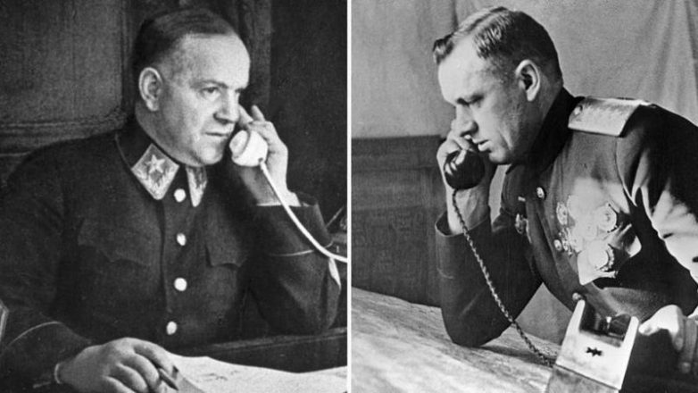 Как и зачем возвращали погоны в Красной Армии?