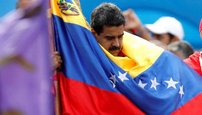 Венесуэла перед «дефолтом». Спасут ли её русские?