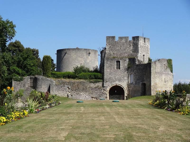 Сокровища тамплиеров: замок Жизор (часть третья)