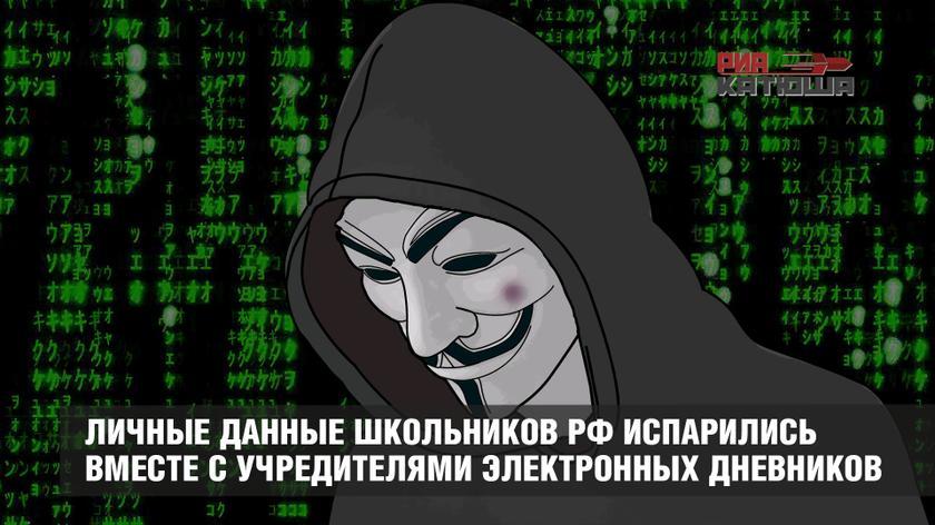 Личные данные российских шко…