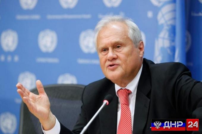 Представитель ОБСЕ: Стороны конфликта в Донбассе движутся в противоположном миру направлении