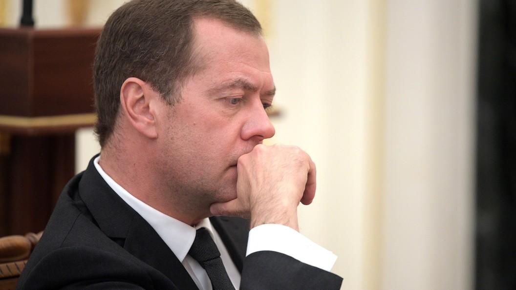 """Медведев заявлением о """"кремлевском докладе"""" призвал уйти в отставку Набиуллину и Чубайса"""