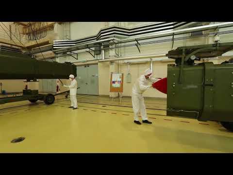Крылатая ракета с ядерным двигателем «Буревестник»