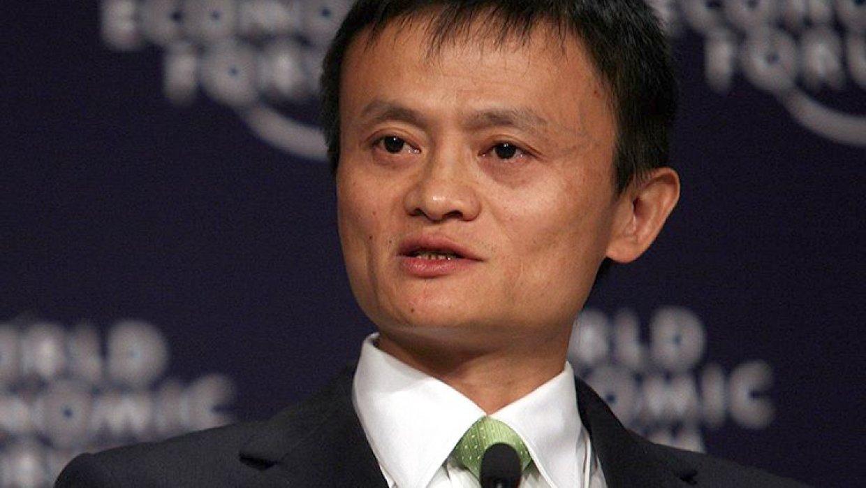 Основатель Alibaba рассказал…