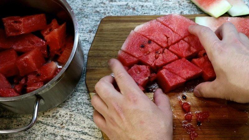 НАРДЭК - соус из АРБУЗА Арбузный соус, видео рецепт, еда, кулинария, рецепт, рецепты из арбуза, соус