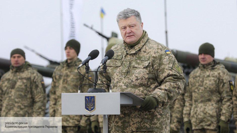 В Крыму ответили на слова Петра Порошенко об «истории успеха» Украины