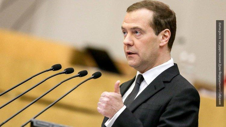Медведев поздравил Кожемяко …