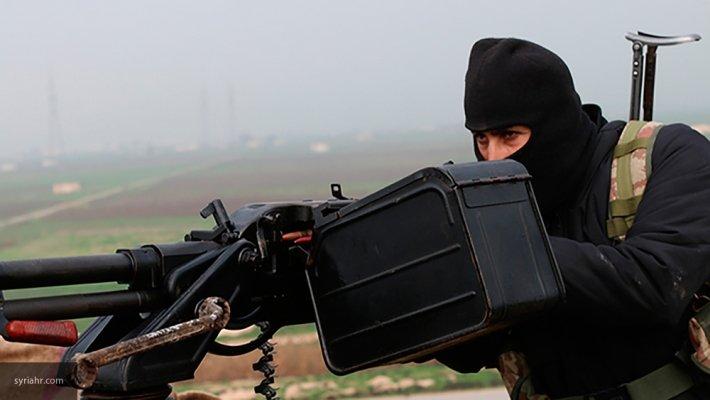 Боевики на севере Сирии начали воевать друг с другом