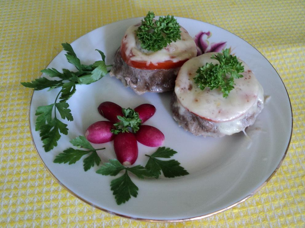 Котлеты с сыром (готовлю для детей). Фото-рецепт. Ольга Бреус